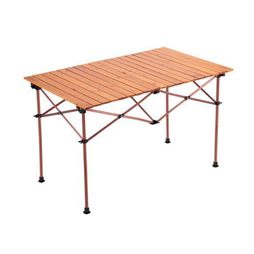 キャンプテーブル