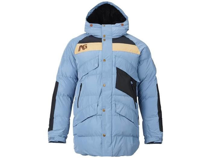 Analog Innsbruck Down Jacket Slate