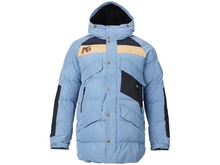 Analog Innsbruck Down Jacket Slate