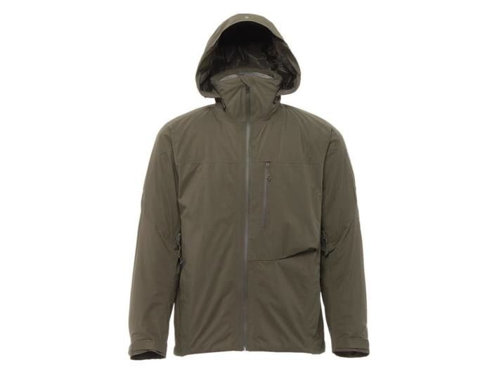 AK457 Light Down Jacket Olive