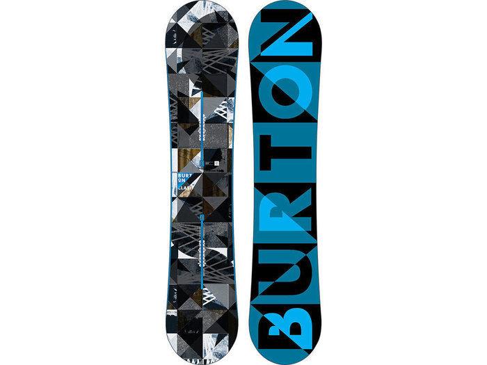Burton Clash Snowboard 139