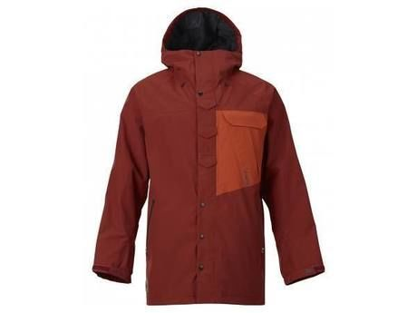 Analog Zenith GORE-TEX® Snowboard Jacket Oxblood/Camino