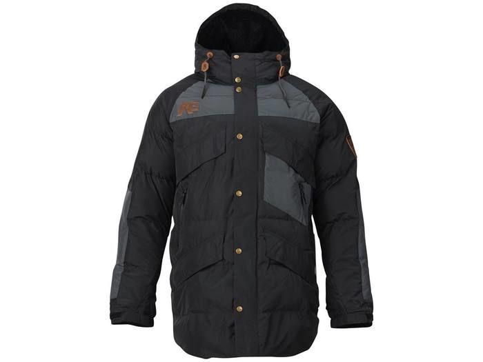 Analog Innsbruck Down Jacket Faded