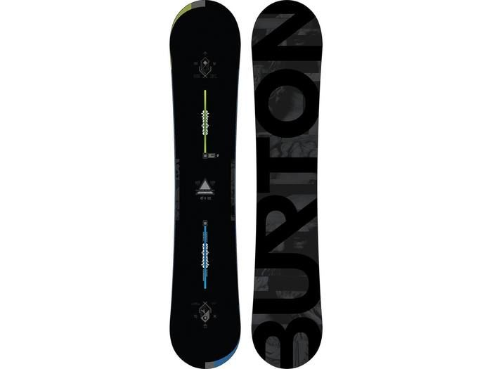 Burton Custom Mystery Snowboard 154