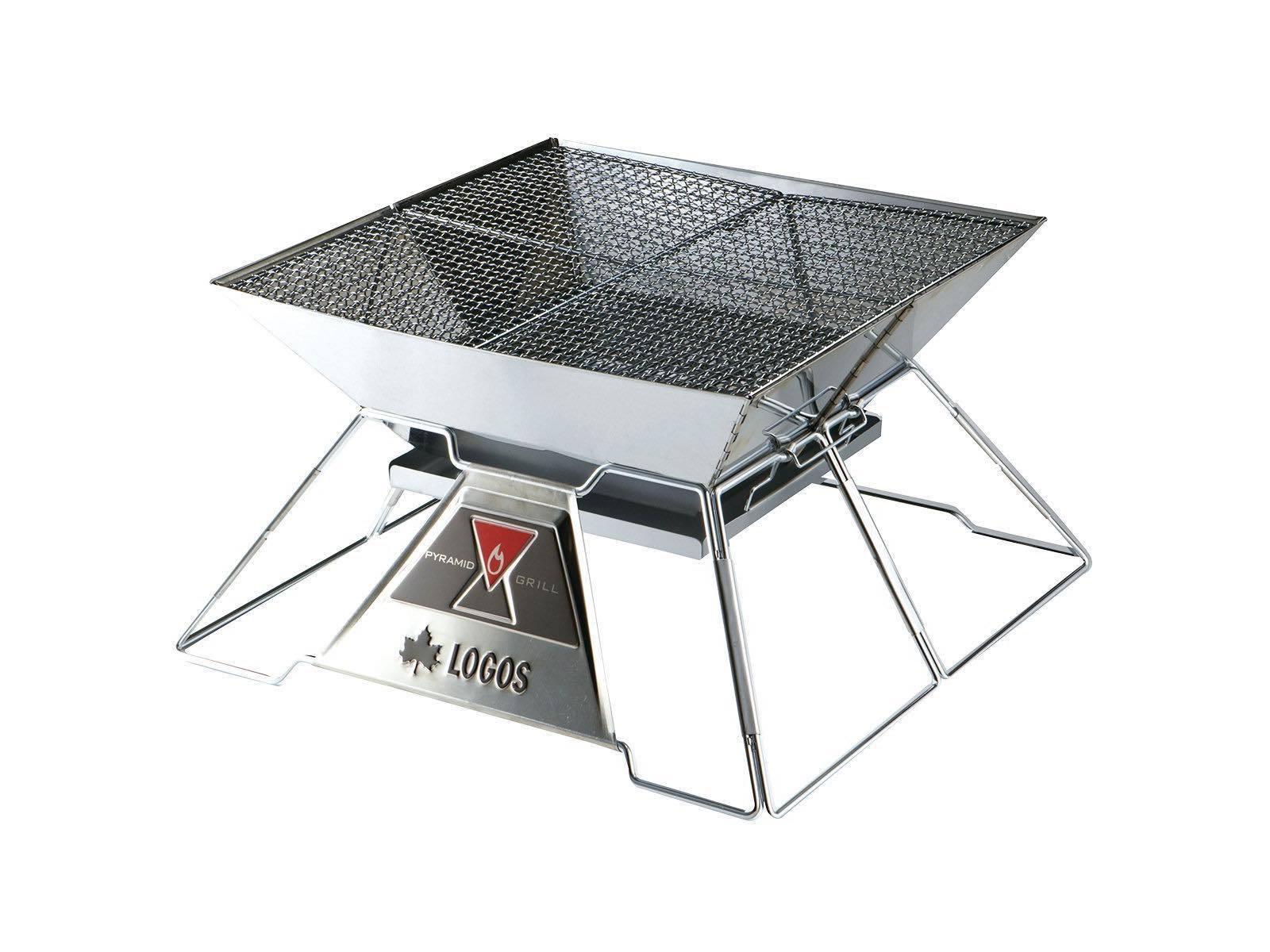 焚火ピラミッドグリルEVO-XL