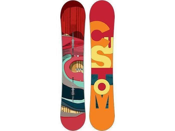 Burton Custom Flying V Snowboard 148