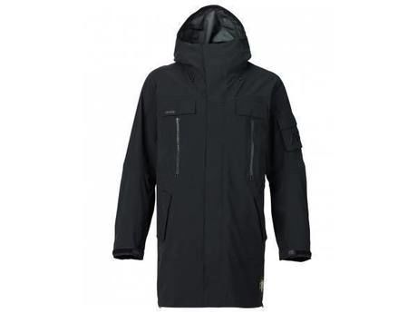 Analog 3LS Snowblind Trench GORE-TEX® Jacket Black