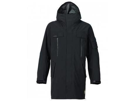 Analog 3LS Snowblind Trench GORE-TEX® Jacket Black