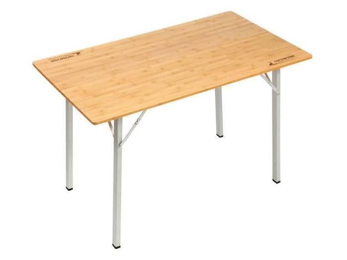 アルバーロ竹製フォールディングテーブル