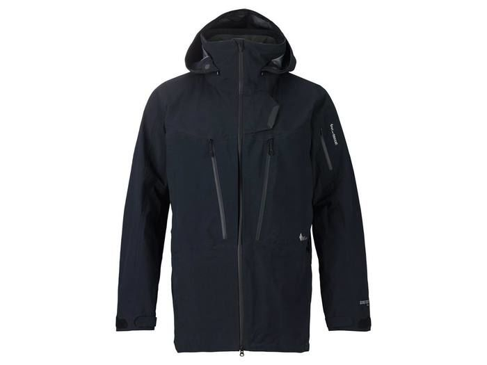 AK457 Guide Jacket True Black