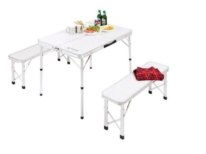 ラフォーレベンチインテーブルセット
