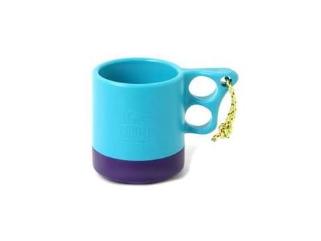 Camper Mug Cup II(Teal/Purple)
