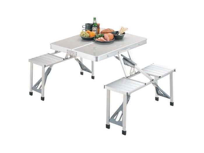 グランツDXアルミピクニックテーブル