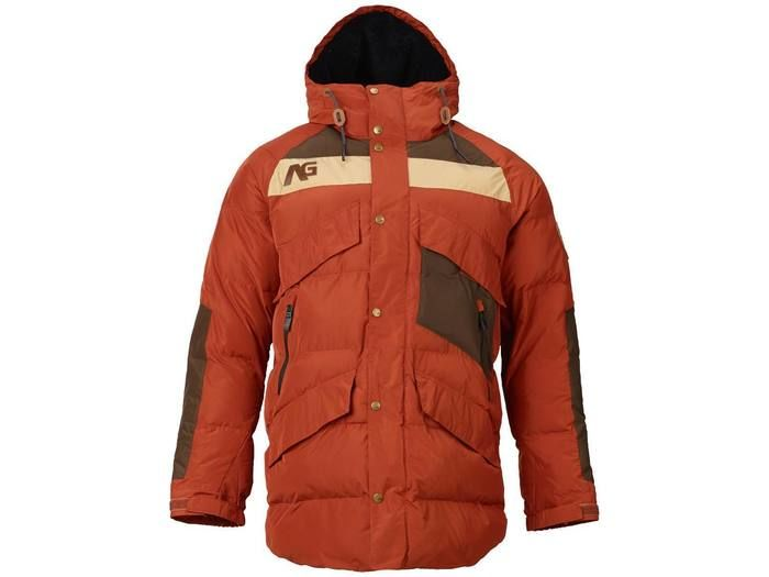 Analog Innsbruck Down Jacket Camino