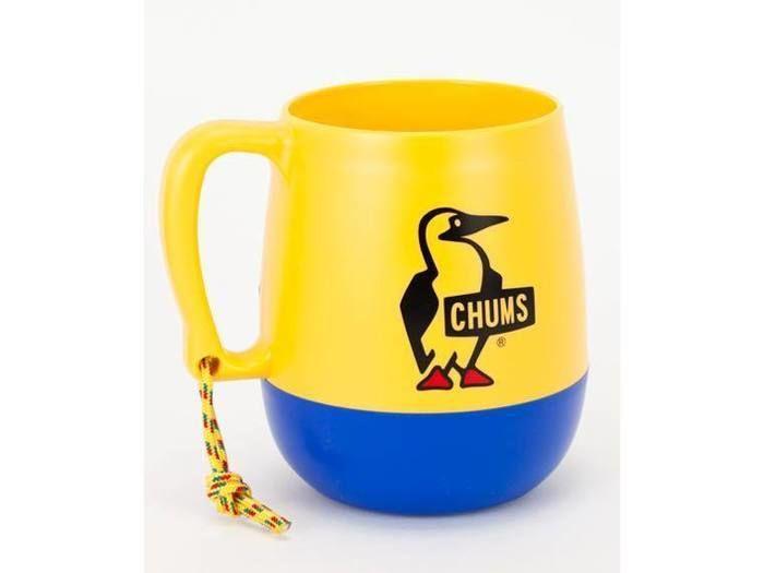 BigRoundCamperMug(Yellow/Blue)