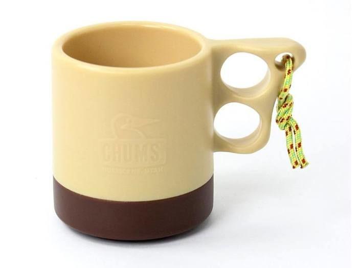 Camper Mug Cup II(Beige/Brown)