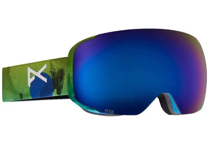 "anon. M2 Goggle ""Tatonka/Blue Cobalt"""