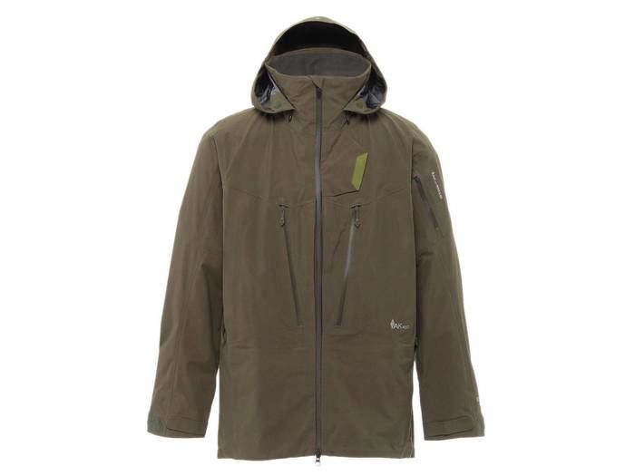 AK457 Guide Jacket Olive