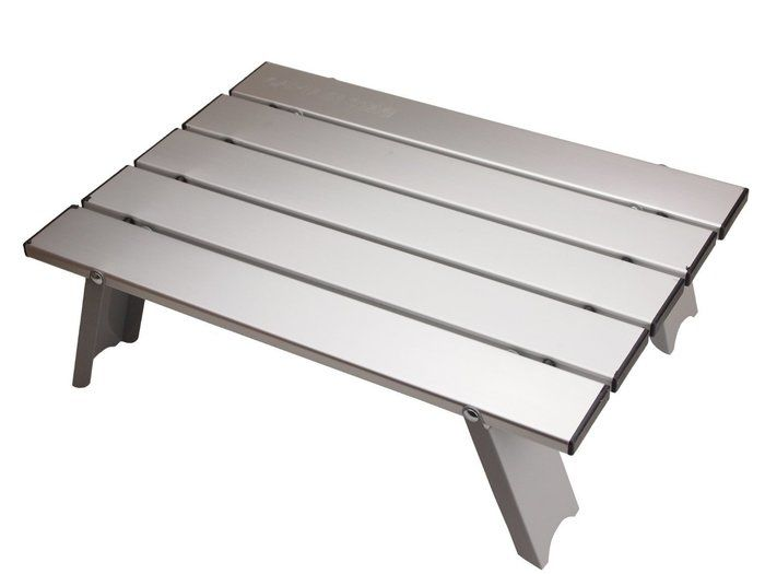 アルミロールテーブル〈コンパクト〉