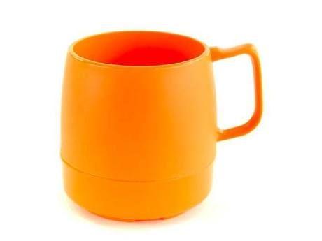 8 oz.Mug Orange