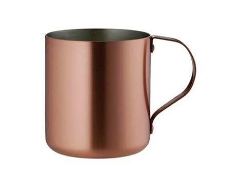 銅製マグカップ300