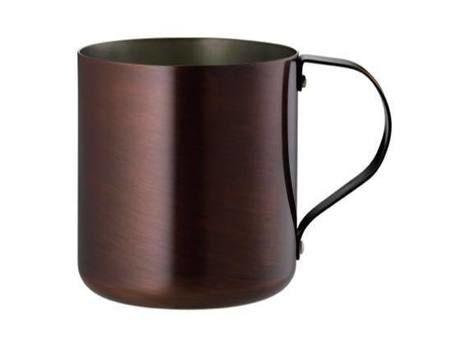 銅製マグカップ300ブロンズ