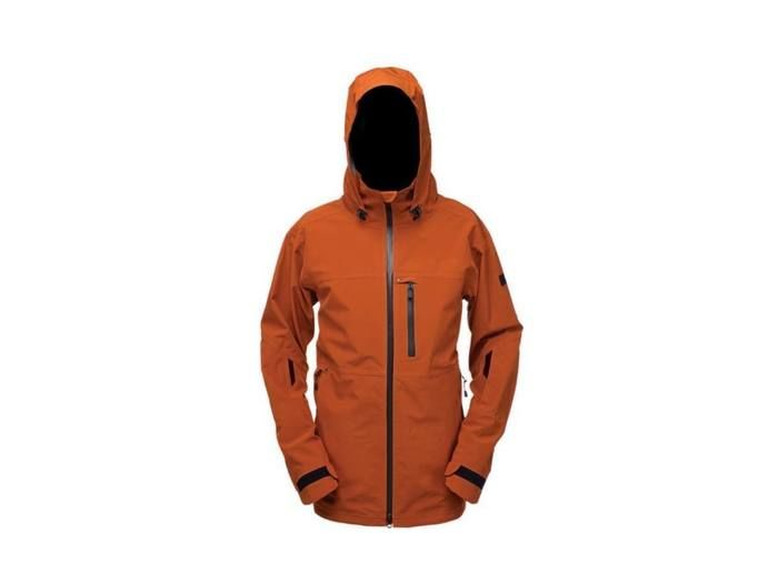 3.5L MONTHAVEN JACKET Burnt Orange