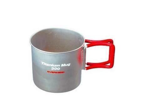 Tiマグカップ 300FH RED