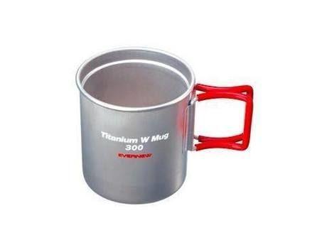 Ti Wマグカップ 400FH RED