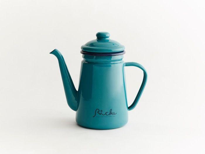 リラックスコーヒーポット1.1L(ブルー)