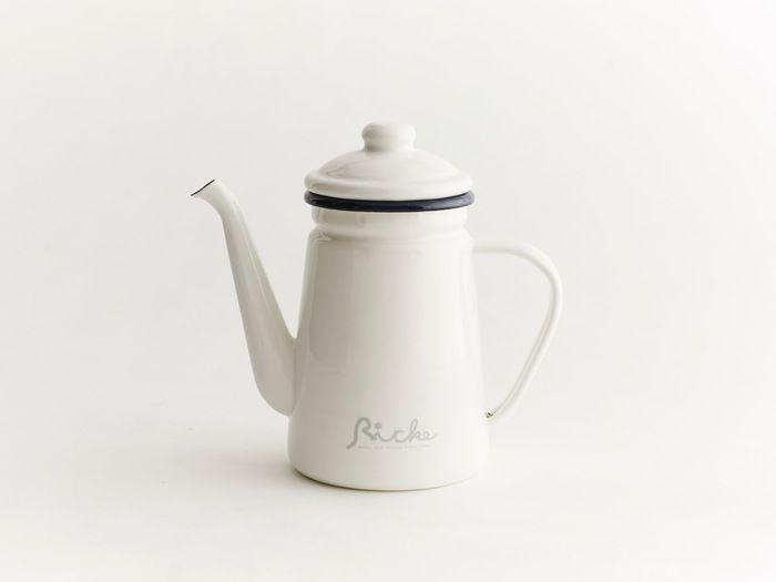 リラックスコーヒーポット1.1L(ホワイト)