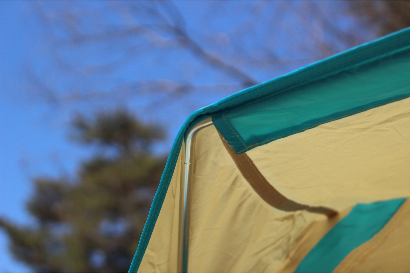 ロゴス「LOGOS ナバホ the Pao」のテント、フライシート、生地