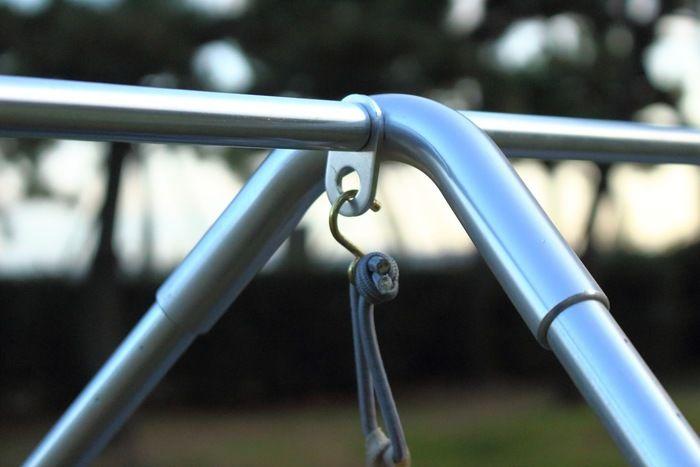 ロゴス「LOGOS ナバホ Tent Type-A」のフレーム