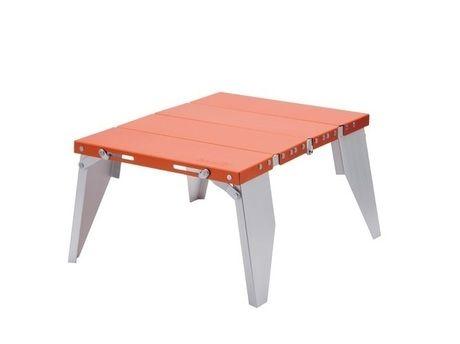 コンパクトテーブル(アプリコット)