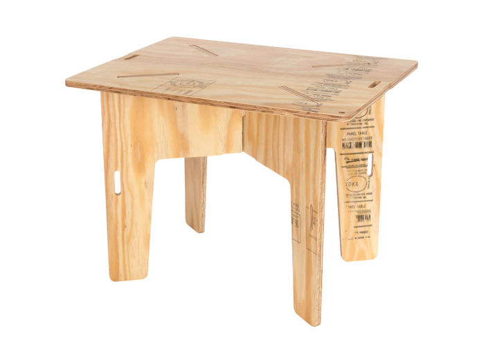 PANEL TABLE(無塗装)