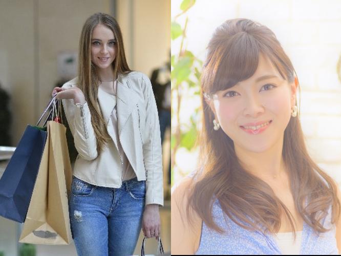 プロによるマンツーマン・パーソナルアテンドショッピング(60分)【女性限定】