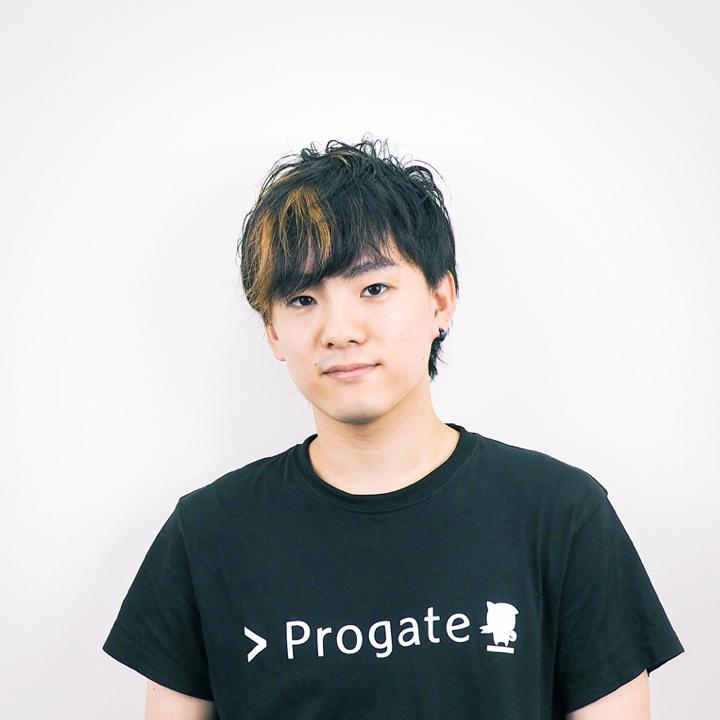 Masa Kato (CEO and co-founder of Progate, Inc.)