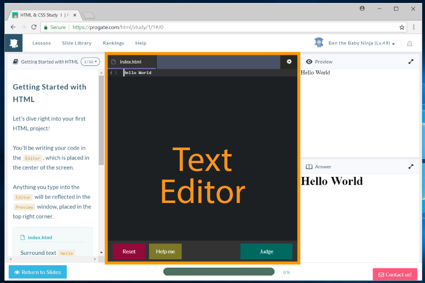 How to Make a Website with HTML & CSS on your Computer (Windows