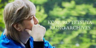 KOMURO TETSUYA RADIO ARCHIVES