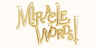 【終了番組】MIRACLE WORDS!