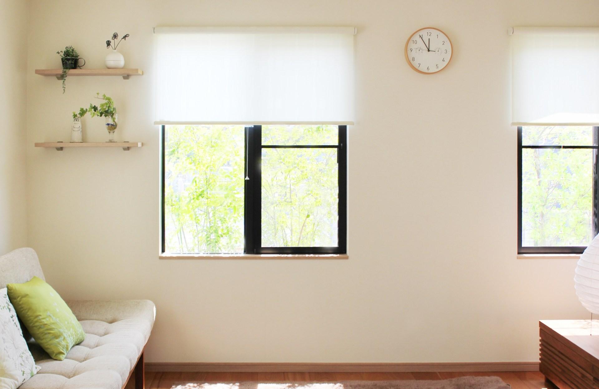 窓のカビ対策になる!春の窓そうじ