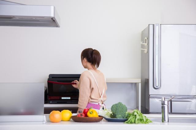 フライパン・まな板いらずで洗い物を最小限に!電子レンジで出来るレシピ