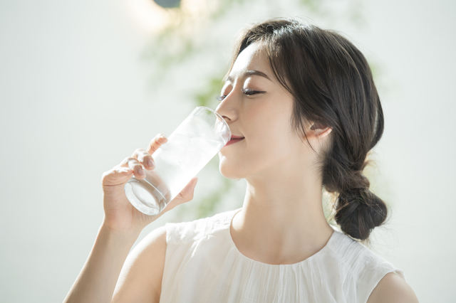 美容にも健康にも効く!知られざる、お水のポテンシャル。
