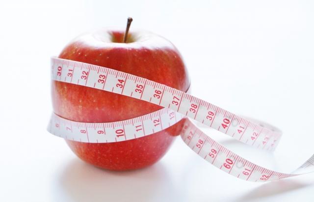 糖質で太りやすいりんご体型。工夫次第でがっつり食べられる!