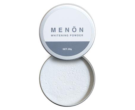 MENON ホワイトニングパウダー