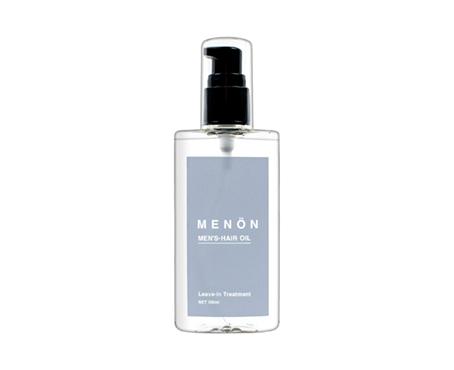 MENON 洗い流さないヘアオイル メンズ