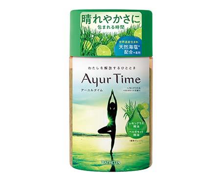 アーユルタイム/レモングラス&ベルガモットの香り