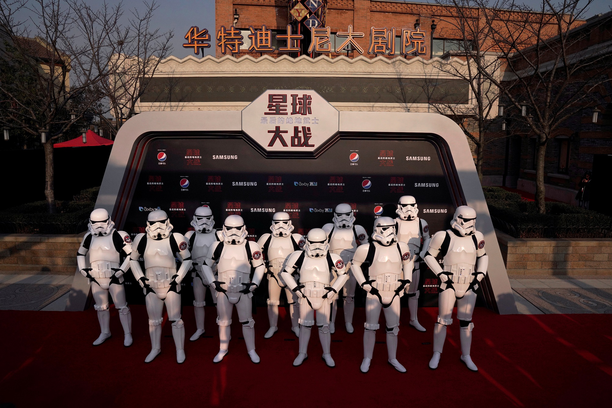 Piracy crackdown boosts China's cinema sales - Nikkei Asian Review