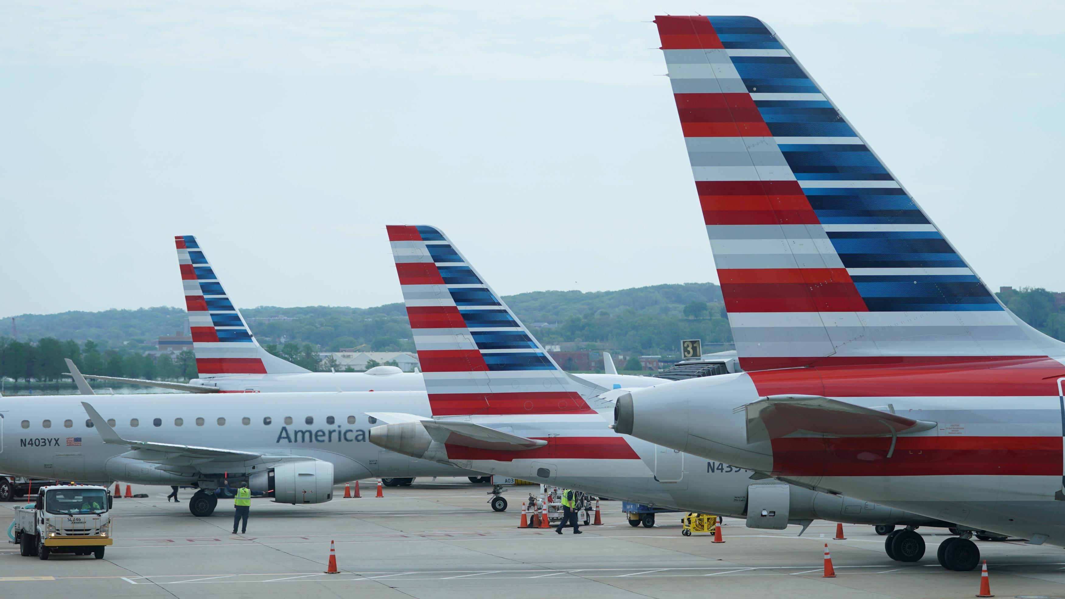 nikkei.com - Staff Writer - Coronavirus latest: American Airlines starts furloughing 19,000