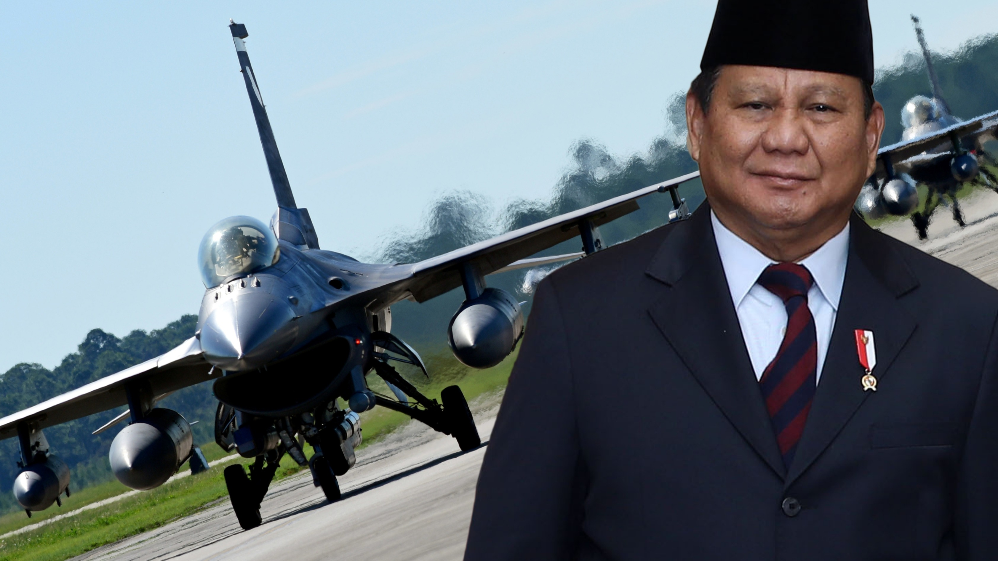 Indonesia's Prabowo trots globe to cut fighter jet deal - Nikkei Asia